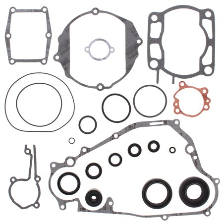 New Complete Gasket Kit w/ Oil Seals Yamaha YZ250 250cc