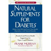 Natural Supplements for Diabetes - eBook