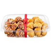 Stern's Bakery Traditional Rugelach Cookie Gifts 20 Ounce Sympathy Gift Basket f