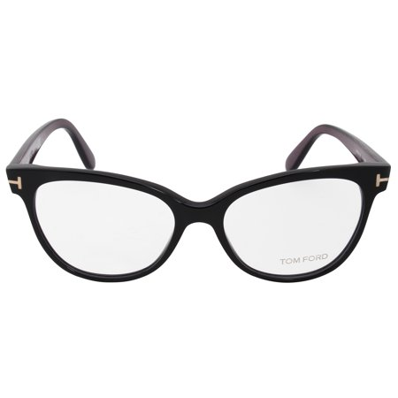 Tom Ford FT5291 5 Cat Eye | Black| Eyeglass Frames (Tom Ford Frames Männer)