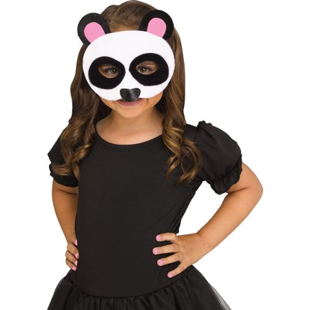 Furry Friends Animal Girls Child Character Costume Half Mask - Furry Masks