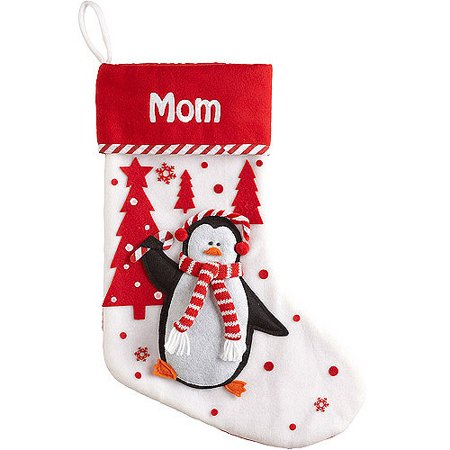 e2cdc03cee5 Personalized Candy Cane Character Christmas Stocking