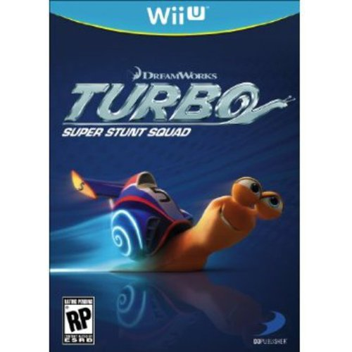 Turbo: Super Stunt Squad (Wii U)