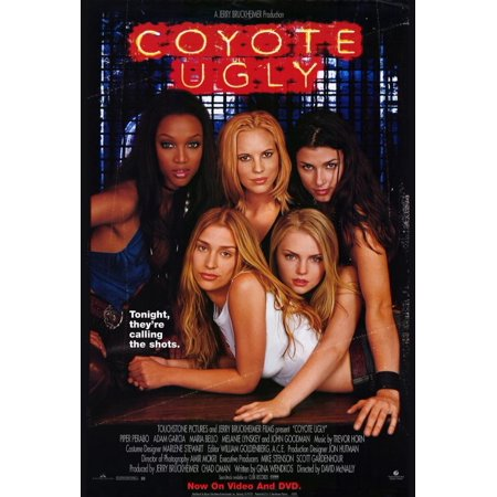 Coyote Ugly  2000  27X40 Movie Poster