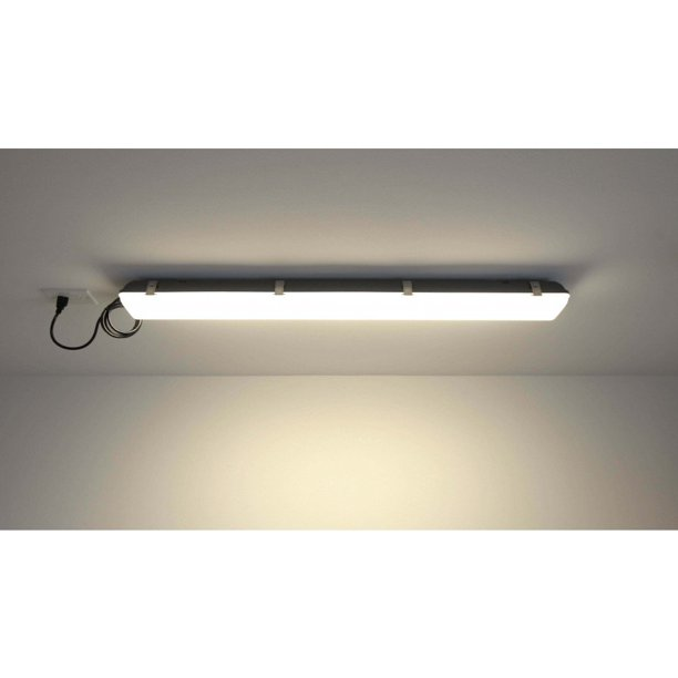Winplus Led Utility Light With Motion Sensor 45 In Easy Plug In And Mount Walmart Com Walmart Com