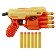 Fang QS-4 Nerf Alpha Strike Toy Blaster, Ages 8 and Up