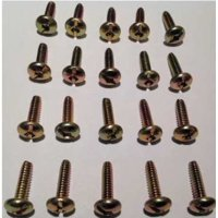 GE THDWRKIT Screw Hardware Kit,Flush