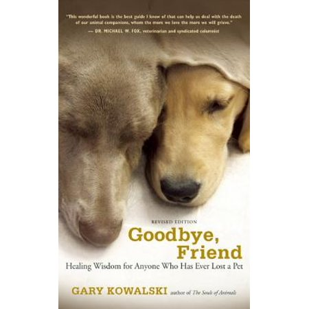 Goodbye, Friend : Healing Wisdom for Anyone Who Has Ever Lost a