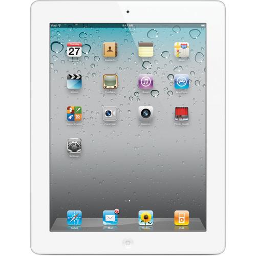 Refurbished Apple Ipad 2nd Gen 16gb White Wi Fi Mc979ll A