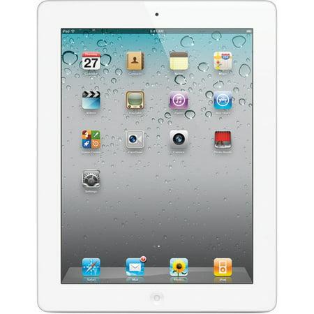 Refurbished Apple iPad 2nd Gen 16GB White Wi-Fi