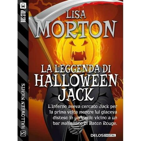 La leggenda di Halloween Jack - eBook - Jack La Calabaza De Halloween