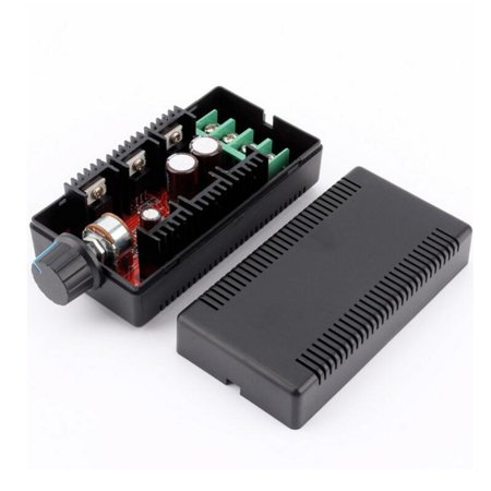 9-50V 40A DC Motor Speed Control PWM HHO RC Controller 12V 24V 48V (Best Electrolyte For Hho Generator)