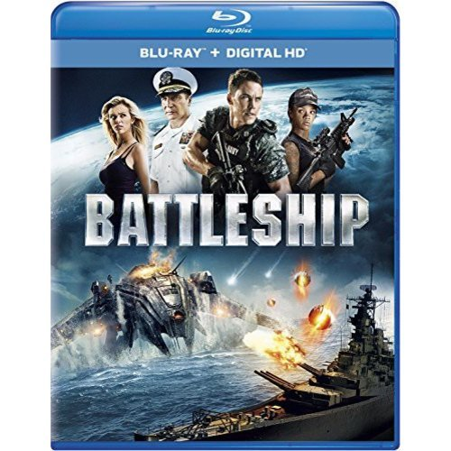 Battleship (Blu-ray   Digital HD) (With INSTAWATCH) (Widescreen)