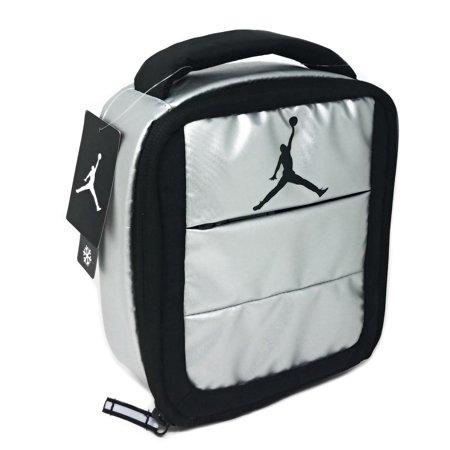 nike air jordan kids square lunch tote (Michael Jordan Lunch Box)