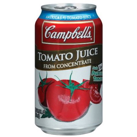 24 PACKS : Campbells Tomato Juice