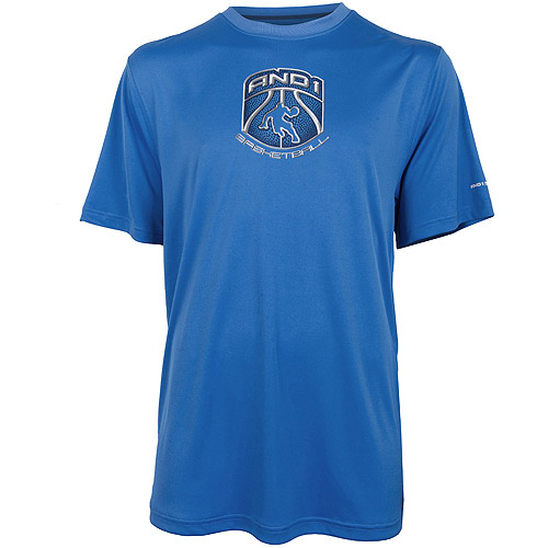 And 1 Men's The Prestige Performance Tee