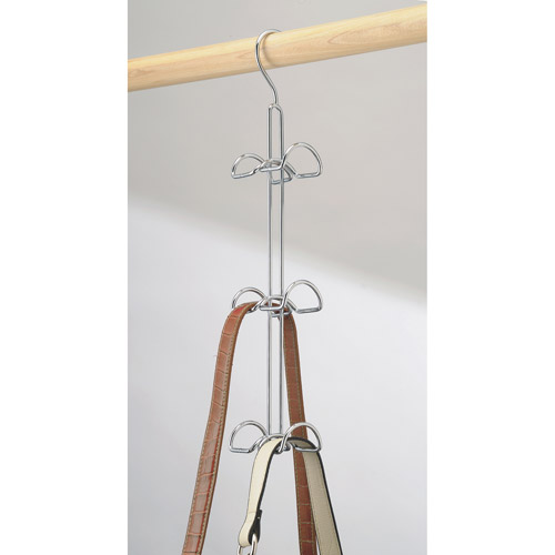 InterDesign Classico Hanging Closet Organizer for Purses, Handbags, Satchels, Backpacks,... by INTERDESIGN