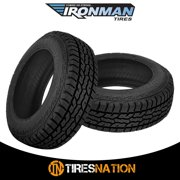 (1) New Ironman All Country A/T 235/75R15 XL Tires