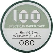 Little B Color Tape 15mmx6m-Metallic Green