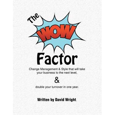 The Wow Factor - eBook (2-8 H The Wow Factor Answer Key)