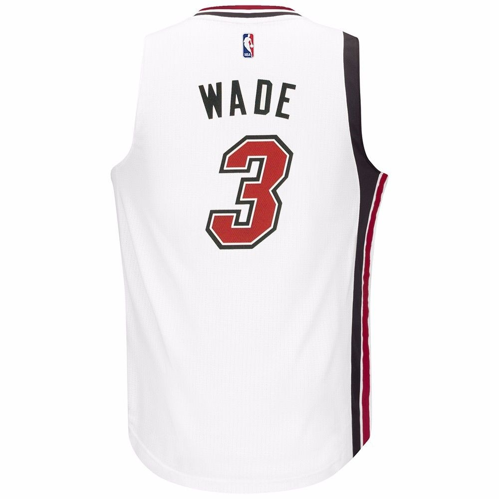 ... reduced dwyane wade miami heat nba adidas mens white climacool  alternate swingman jersey walmart 5b6fd 9b3c6 14726c865