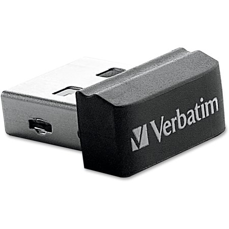 Verbatim, VER97464, Store 'n' Stay NANO USB Drive 16GB, 1 / Each,