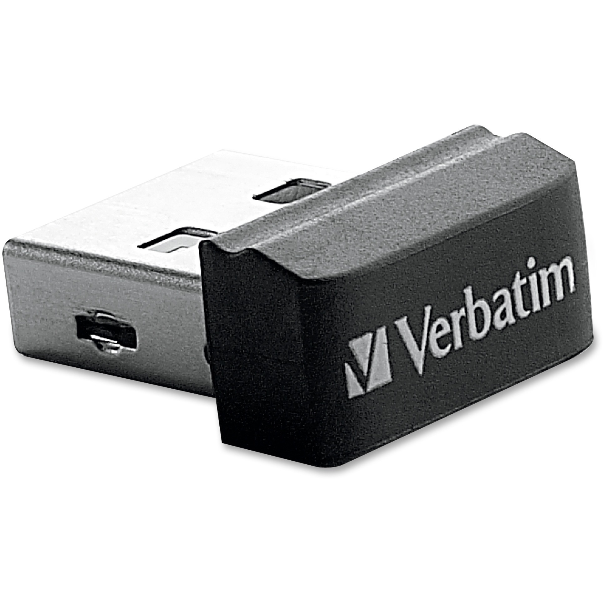 Verbatim, VER97464, Store 'n' Stay NANO USB Drive 16GB, 1 / Each, Black
