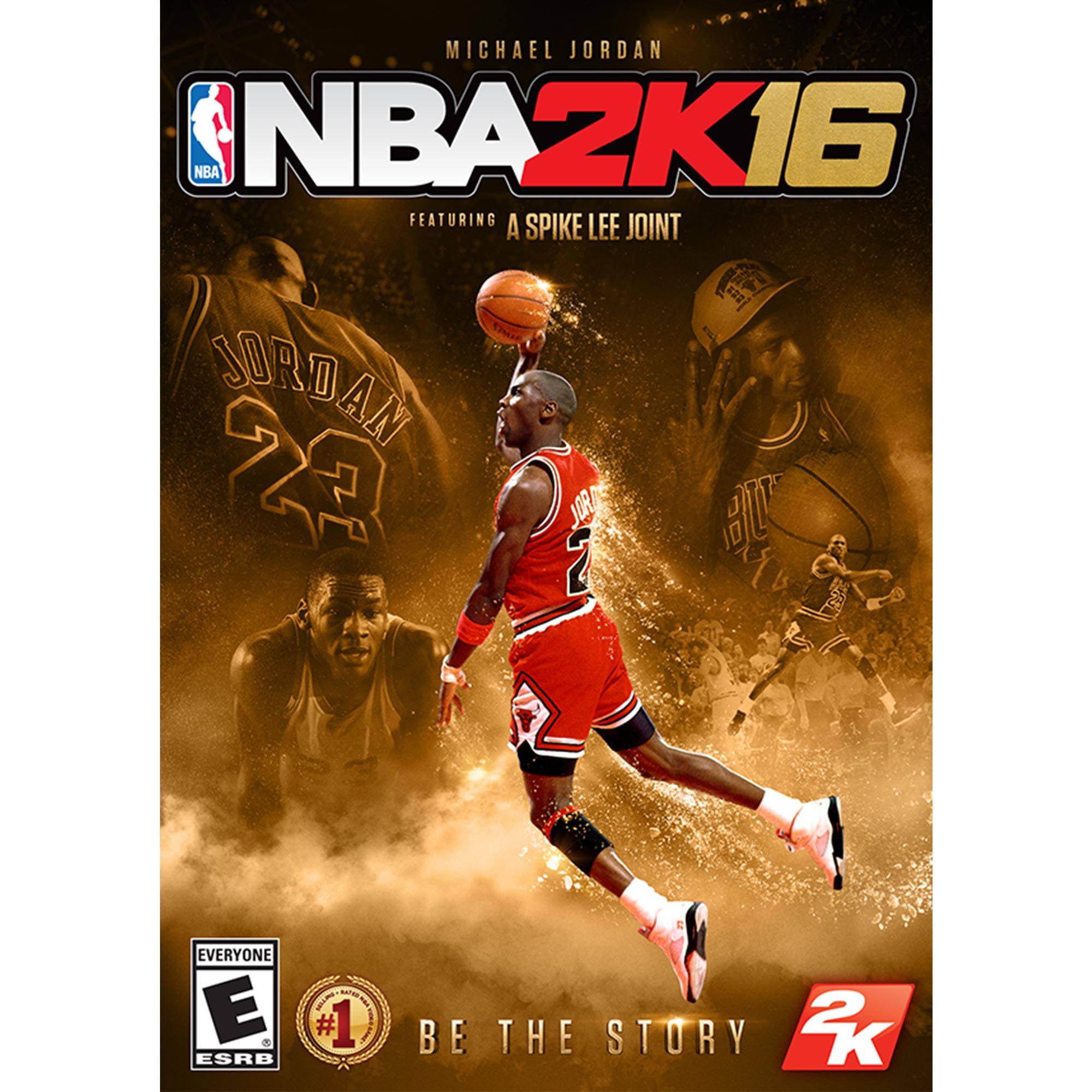 NBA 2K16 Michael Jordan Special Edition (PC) (Digital Download)