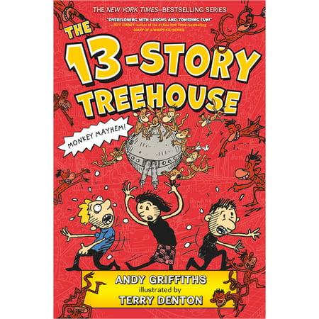 The 13-Story Treehouse: Monkey Mayhem! (Arctic Monkeys Despair In The Departure Lounge)
