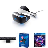Refurbished PlayStation VR Starter Bundle For PlayStation 4 PS4
