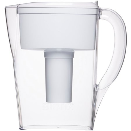 - Brita, CLO35566, 6-Cup Space Saver BPA-Free Water Pitcher with 1 Filter, 1 Each, White