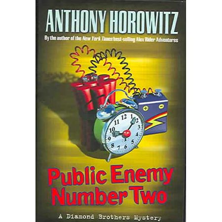 Public Enemy Number Two: A Diamond Brothers Mystery by