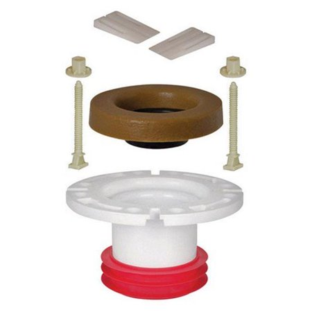 887-GPTMK 4 in. Push Tite Closet Flange Repair Kit