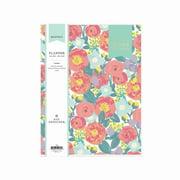 "Day Designer 2021 Monthly Planner, 8.5"" x 11"", Floral Stretch"