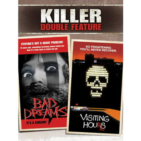 Bad Dreams / Visiting Hours (DVD) (Top 5 Places To Visit In Miami)