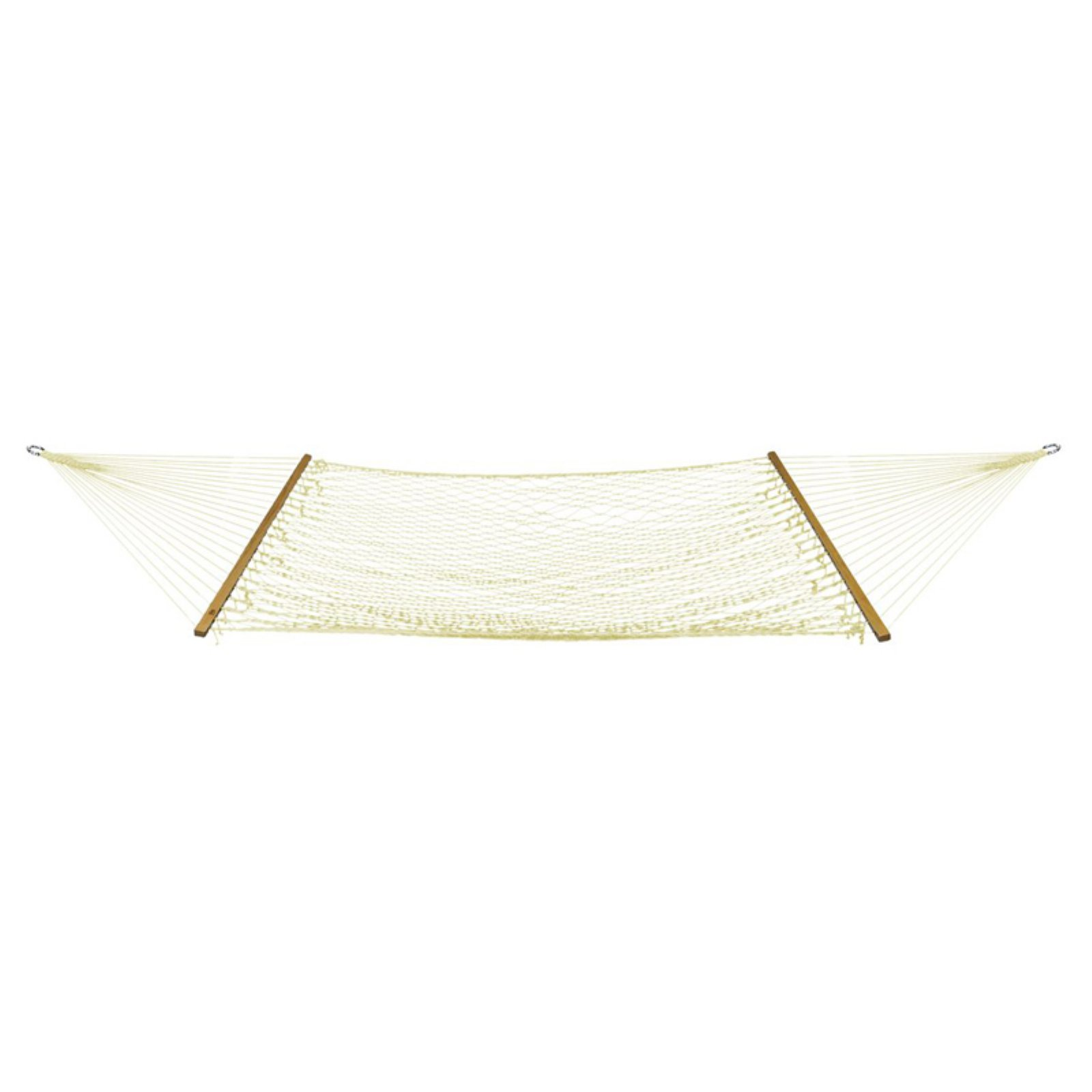 Bliss Hammocks Polyester Classic Rope Single Hammock by Bliss Hammocks Inc