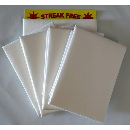 Bcwholesale Streak Free Factory Micro Fiber Cloth 5 Pack