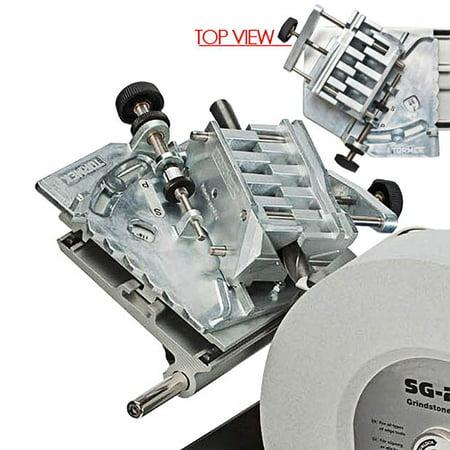 Tormek DBS22 90 - 150-Degree 4-Facet Point Drill Bit Sharpening