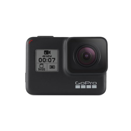 GoPro HERO7 Black 4K60 Action Camera