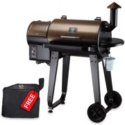 Best Pellet Grills - Z GRILLS 450A Wood Pellet Grill and Smoker Review
