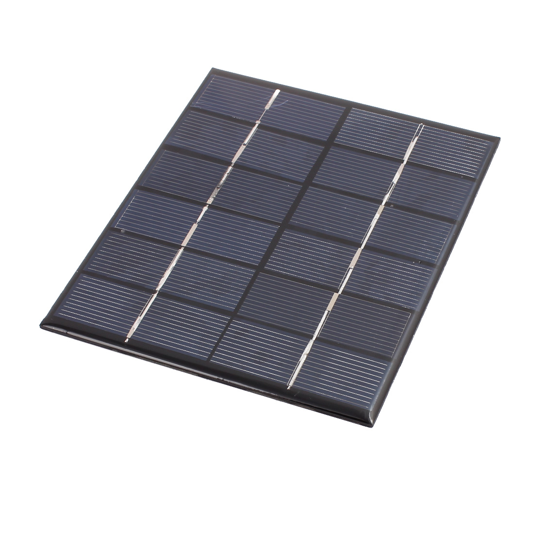 136mm x 110mm 2 Watts 6 Volts Polycrystalline Solar Cell Panel Module