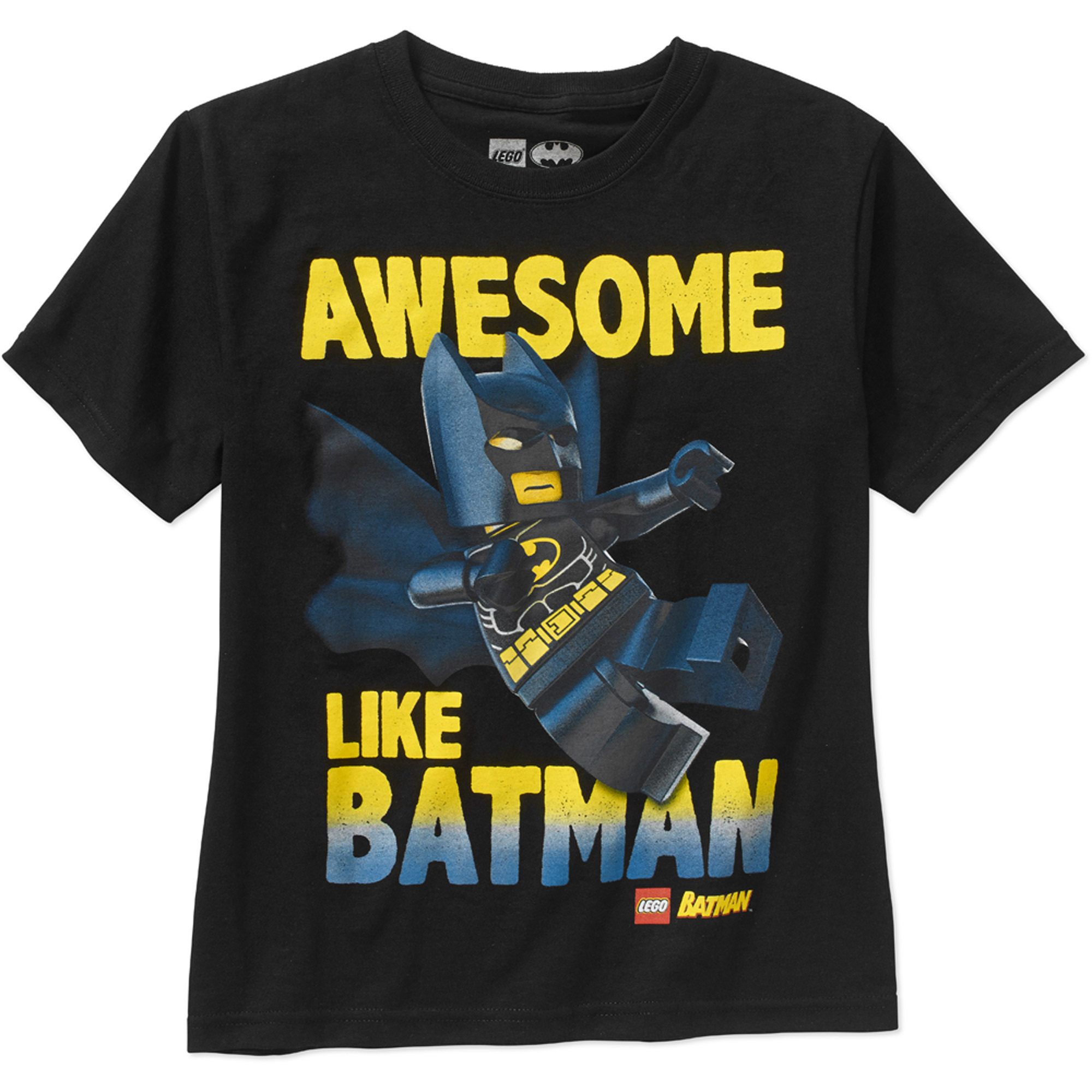 LEGO Batman Boys Graphic Tee