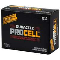 Duracell Procell Alkaline D Battery - PC1300