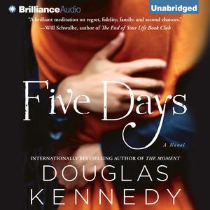 Five Days - Audiobook