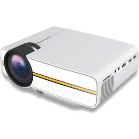 Pyle prjg74 hd 1080p compact digital multimedia projector for Compact hd projector
