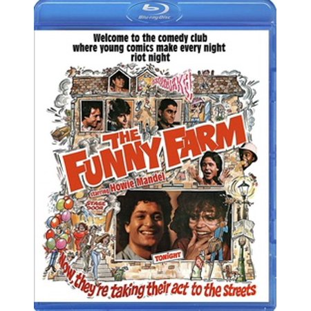 The Funny Farm (Blu-ray) - Funny Farm Halloween Song