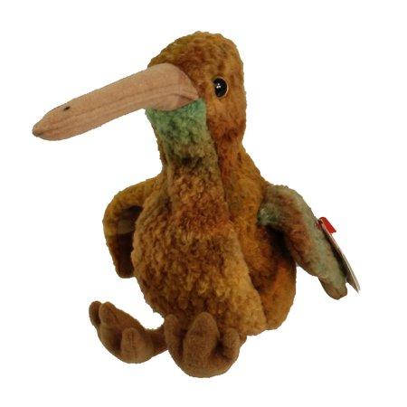 Bird Beanie Baby (TY Beanie Baby - BEAK the Kiwi Bird (5.5 inch) )