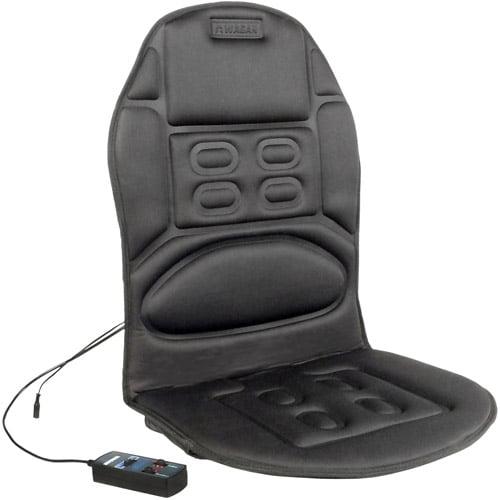 Wagan Ergo Comfort Rest 12V Heated Massage Cushion