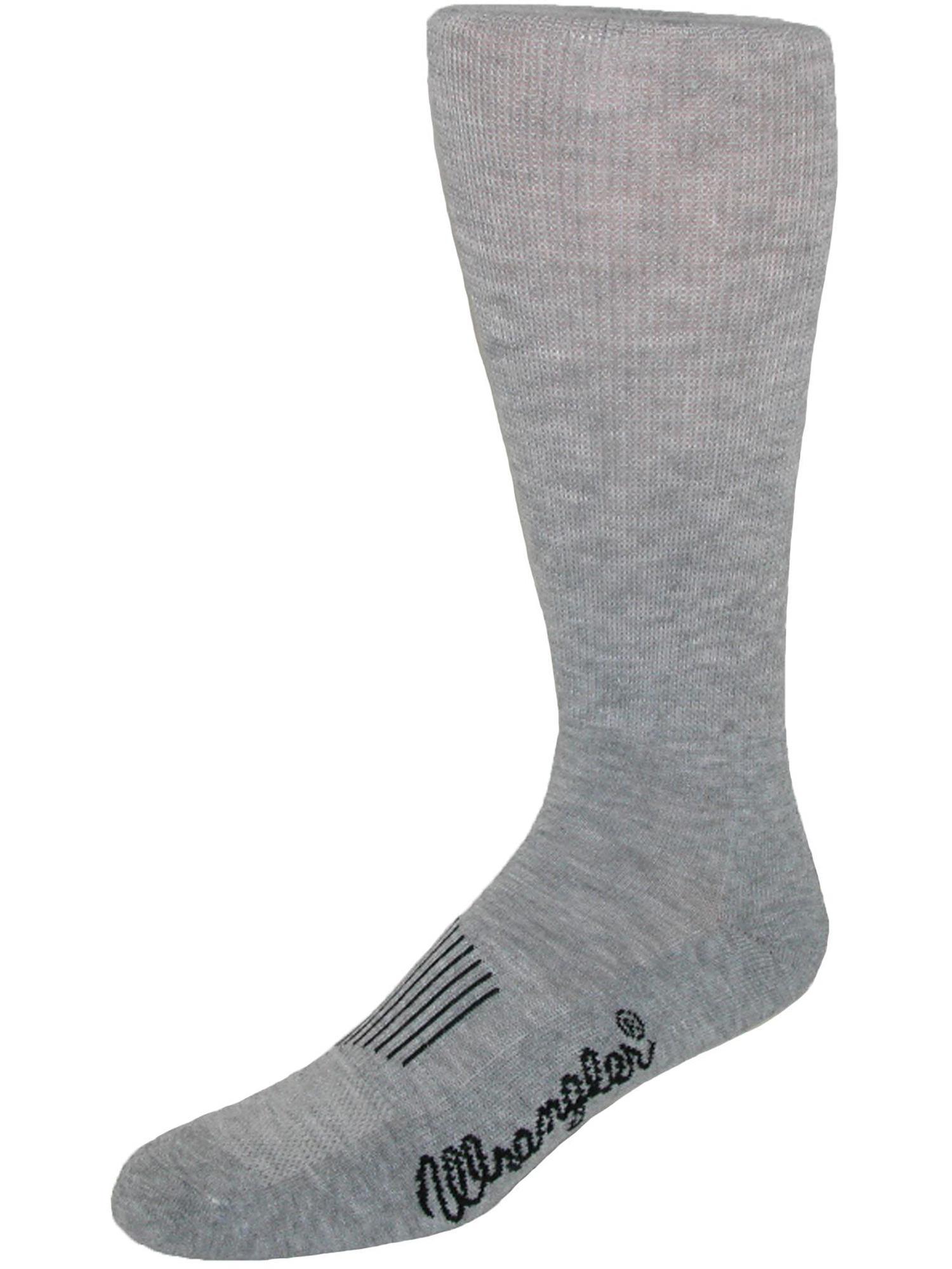 Men's Moisture Wicking Western Boot Socks