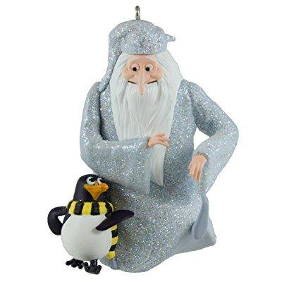 Hallmark Santa Claus Is Comin To Town Winter Warlock Ornament
